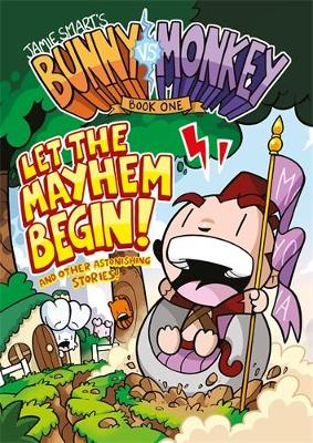 Bunny vs Monkey  Book 1 by Jamie Smart