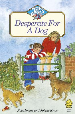 DESPERATE FOR A DOG book