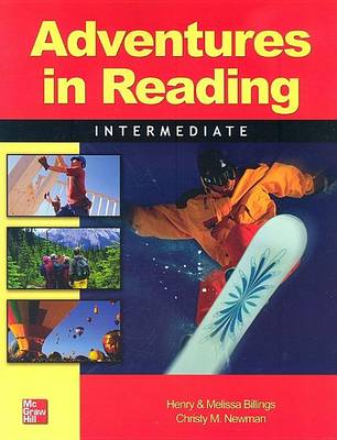 Adventures In Reading 3 Student Book by Henry Billings