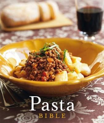 Pasta Bible book