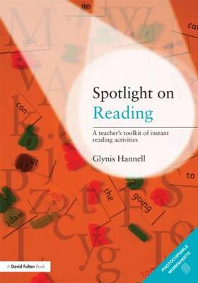 Spotlight on Reading book