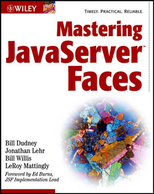Mastering JavaServer Faces book