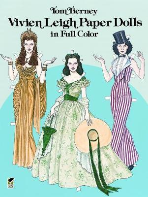 Vivien Leigh Paper Dolls book