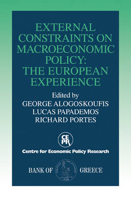 External Constraints on Macroeconomic Policy by George S. Alogoskoufis