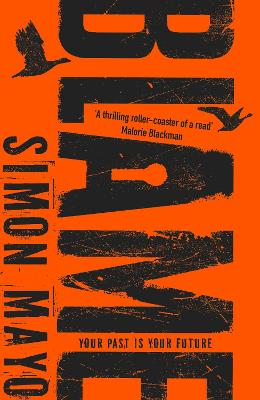 Blame by Simon Mayo