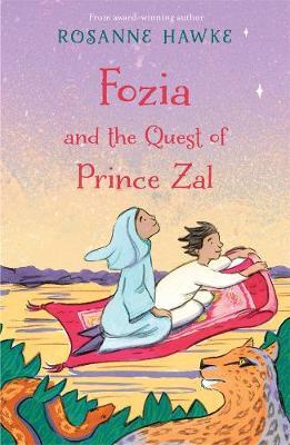 Fozia and the Quest of Prince Zal book