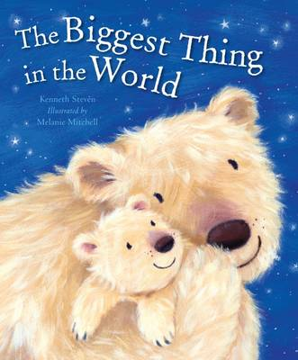Biggest Thing in the World book