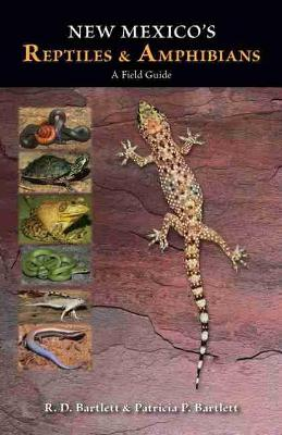 New Mexico's Reptiles and Amphibians book