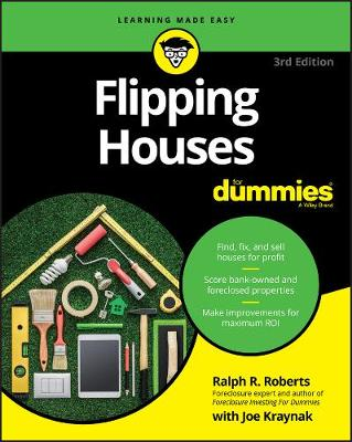 Flipping Houses For Dummies book