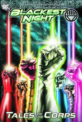 Blackest Night Tales Of The Corps TP by Geoff Johns