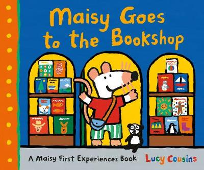 Maisy Goes to the Bookshop book