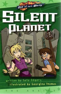 Silent Planet (Prequel, Graphic Novel) by Sally Odgers