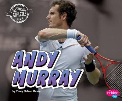 Andy Murray by Mari Schuh