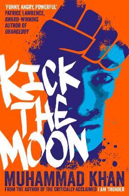 Kick the Moon book
