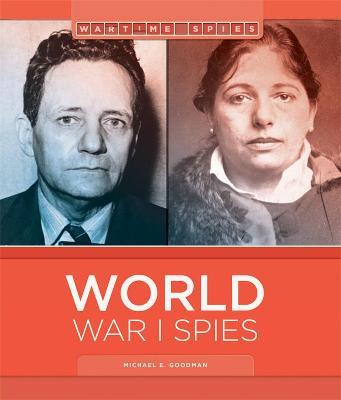 World War I Spies book