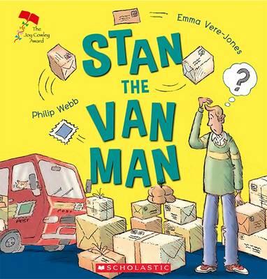 Stan the Van Man by Emma Jones