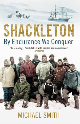 Shackleton by Michael Smith