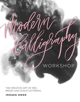 Modern Calligraphy Workshop book