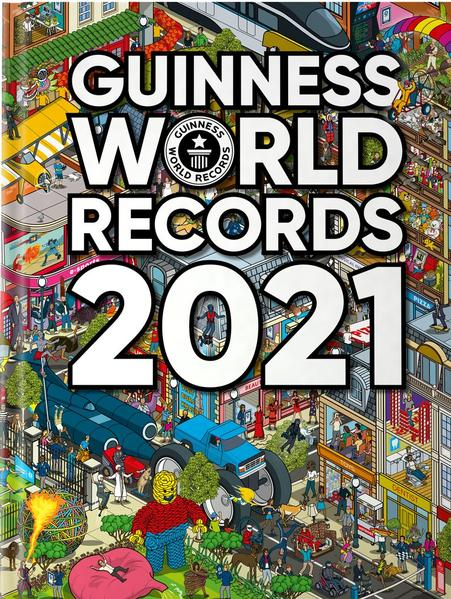 Guinness World Records 2021 by Guinness World Records