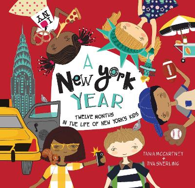 A New York Year by Tania McCartney