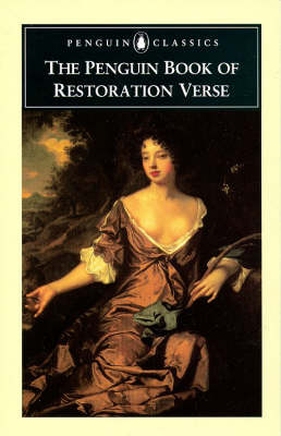 The Penguin Book of Restoration Verse by Harold Love