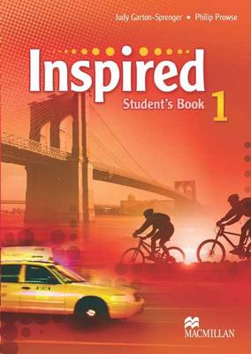 Inspired Level 1 Student's Book by Philip Prowse