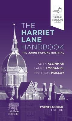 The Harriet Lane Handbook: The Johns Hopkins Hospital by Johns Hopkins Hospital
