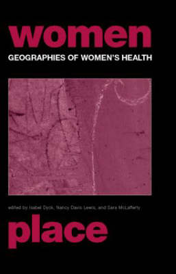 Geographies of Women's Health book