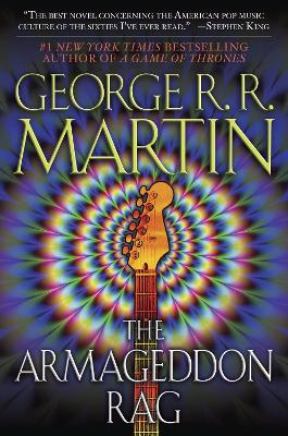 Armageddon Rag book
