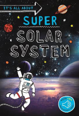 It's all about... Super Solar System book