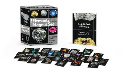 The Elements Magnet Set: With Complete Periodic Table! by Theodore Gray