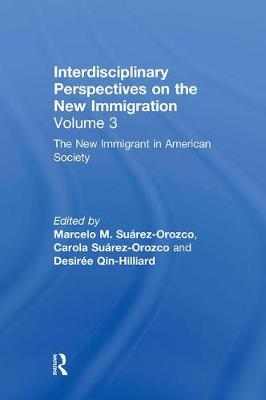 New Immigrant in American Society by Marcelo M. Suarez-Orozco