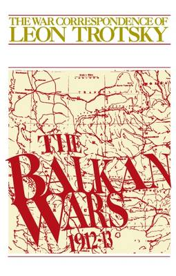Balkan Wars book