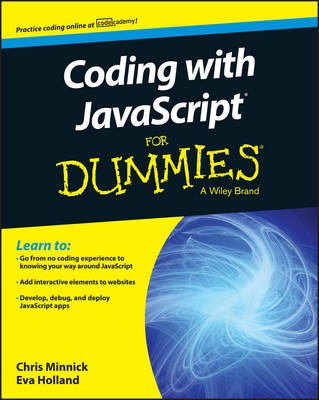 Coding with JavaScript For Dummies book