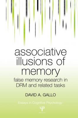 Associative Illusions of Memory book