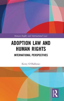 Adoption Law and Human Rights book