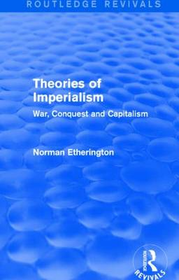 Theories of Imperialism by Norman Etherington