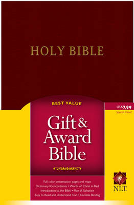 NLT Gift and Award by Tyndale