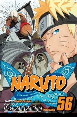 Naruto, Vol. 56 by Masashi Kishimoto