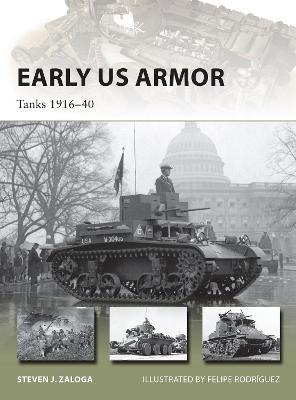 Early US Armor by Steven J. Zaloga