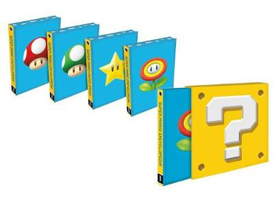 Super Mario Encyclopedia Limited Edition: The Official Guide to the First 30 Years by Nintendo