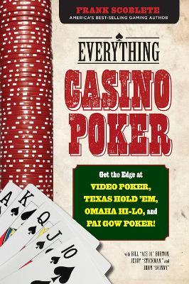 Everything Casino Poker by Frank Scoblete