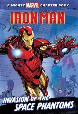 MM IRONMAN INVASION SPACE PHAN book