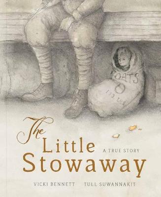 Little Stowaway by Vicki Bennett