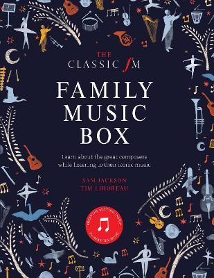 The Classic FM Music Box by Tim Lihoreau