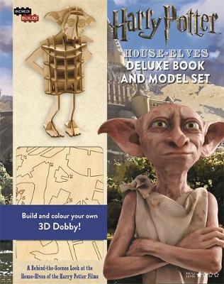 IncrediBuilds: House-Elves by Jody Revenson