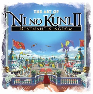 The Art of Ni No Kuni 2 by Titan Books