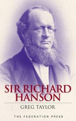Sir Richard Hanson by Greg Taylor