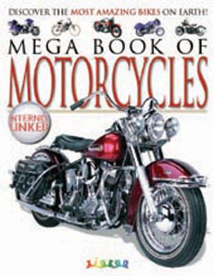 Mega Book of Motorcycles book