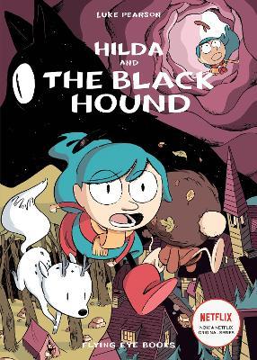 Hilda and the Black Hound book